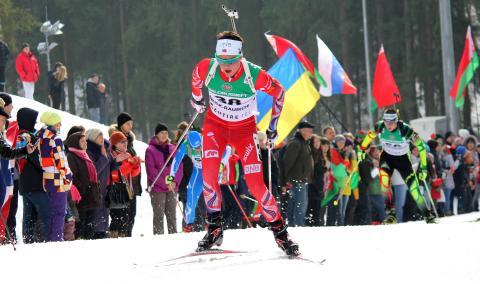 Aslak Nenseter, sprint menn, Junior-VM, Minsk