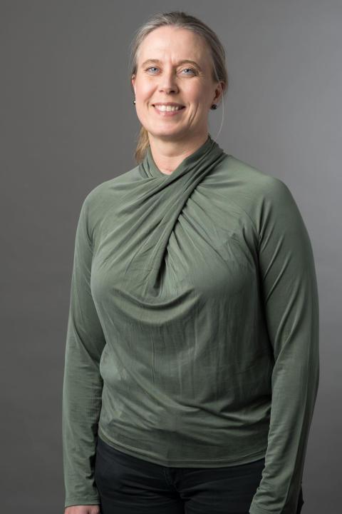 Gunilla Wirström, överläkare och specialist inom gastroenterologi och hepatologi vid Gastromottagningen City i Stockholm.