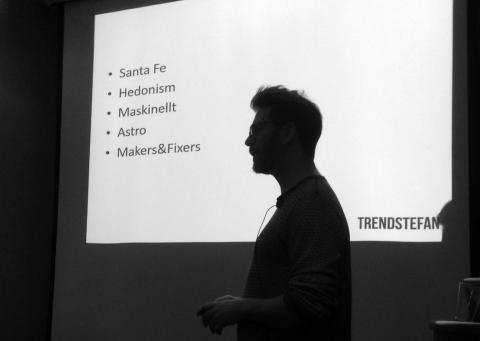 Årets trender 2016, enligt Stefan Nilsson