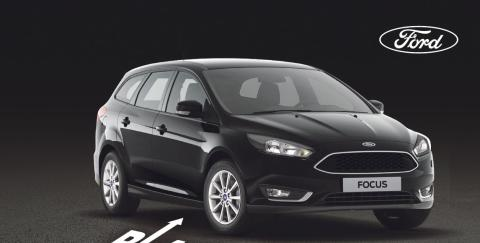 Ford Focus Black Friday tilbud
