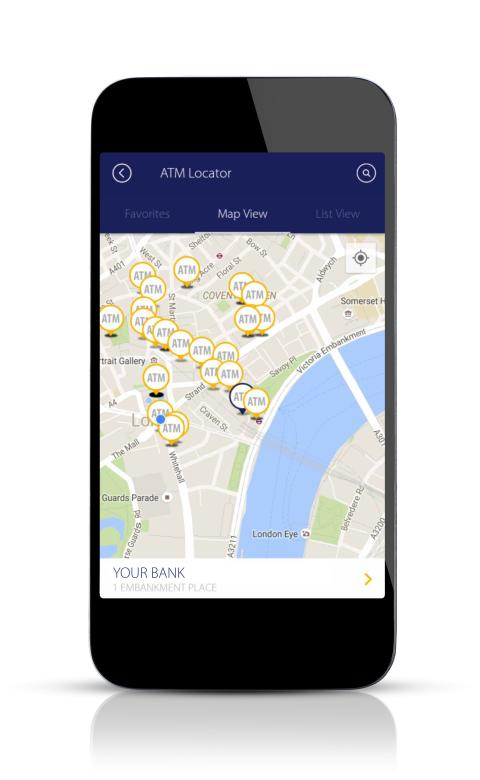 Visa Travel Tools – Visa's nye rejse-app