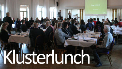 Sista chansen: Klusterlunch om Innovation Park
