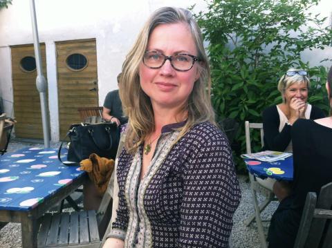Lena Svendsen, departementssekreterare på Näringsdepartementet