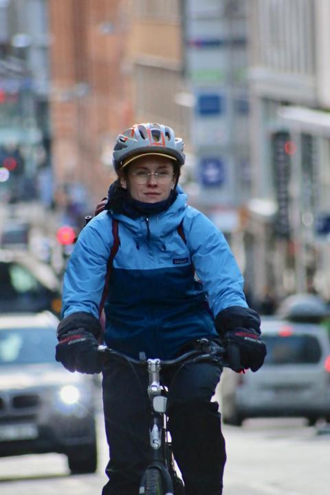 Mer makt åt kvinnor - för ett hållbart transportsystem