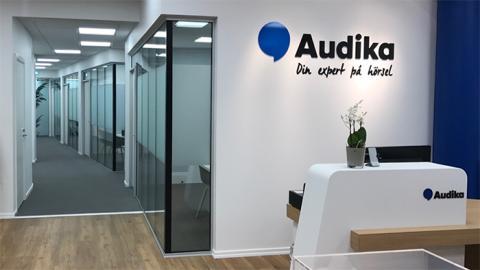 Audika inviger hörselklinik i Helsingborg!