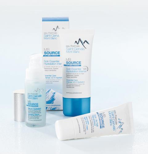 L'Oréal opkøber kosmetikmærket Saint-Gervais Mont-Blanc