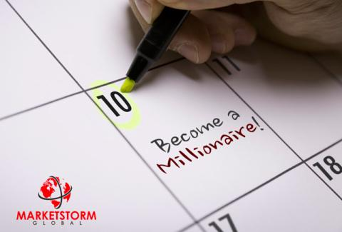 MarketStorm Global details the importance of heading lessons from millionaires to accelerate personal success.