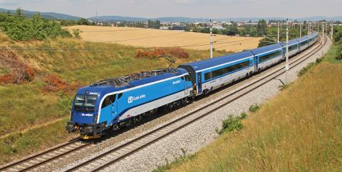 CEO of Czech Railways to speak at 6th International Railway Summit in Prague