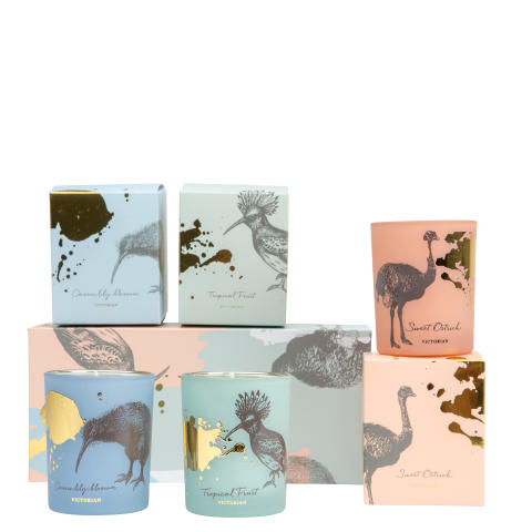 924-051 BIRD COLLECTION MULTIBOX collection serendipity