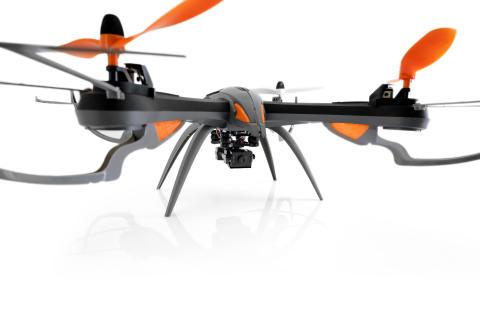 Drohnen ermöglichen jedermann faszinierende Luftaufnahmen