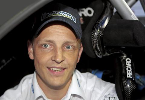 Mikko Hirvonen takaisin Ford Fiestan rattiin