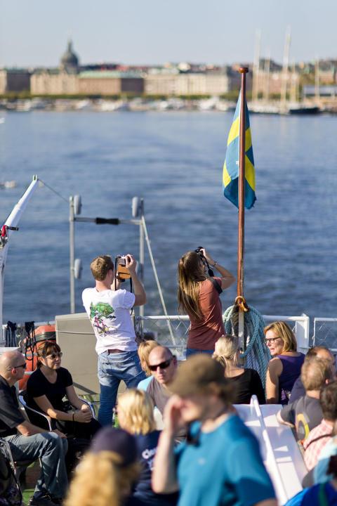 Outdoor Academy of Sweden, Stockholms skärgård 2014