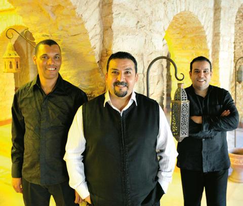 Driss el Maloumi trio – världskänd oudspelare från Marocko – på Palladium Malmö 10 november