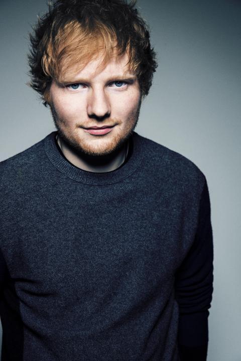 Ed Sheeran kommer till svenska Idol