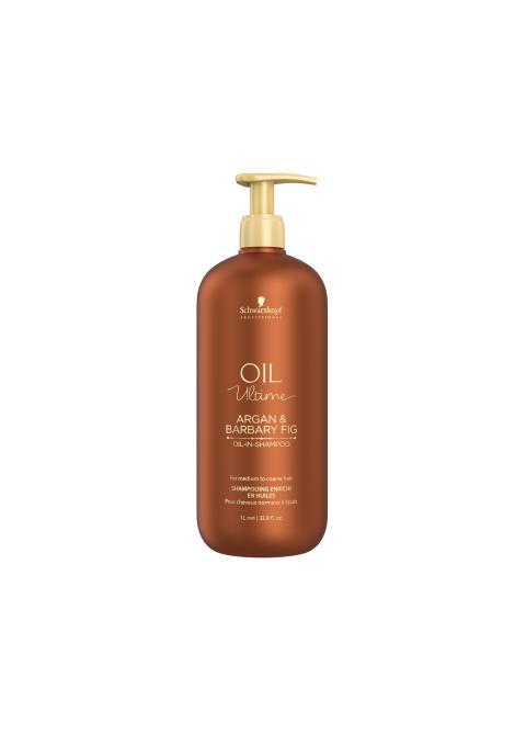 oil-in-shampoo argan & barbary fig 1000ml
