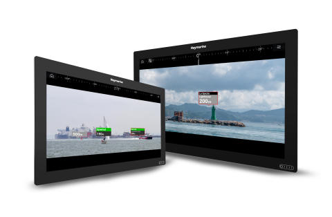 High res image - Raymarine - Axiom XL with Augmented Reality
