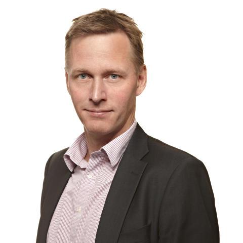 Pär Nordlander on Semantixin uusi talousjohtaja