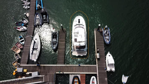 FLIR: FLIR presenteert manoeuvreerhulp en eerste samenwerking met vaartuigfabrikant