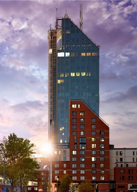 First Hotel Plaza i Västerås blir Best Western Plus