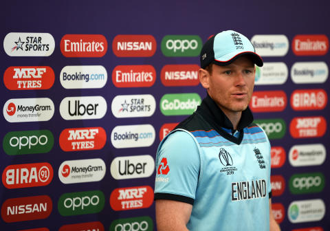 ​Injury Updates: Eoin Morgan & Jason Roy