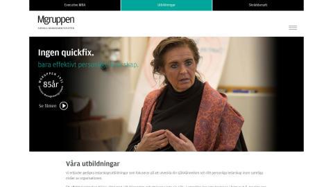 Välkommen till ett nytt Mgruppen.se!