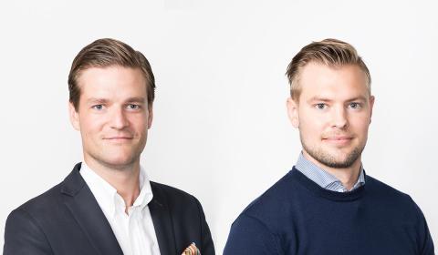 Breaking News: Filip och Fredric är våra nya säljare!