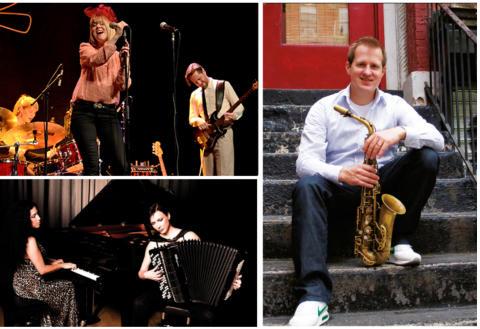 Internationell storsatsning med svenska jazzmusiker