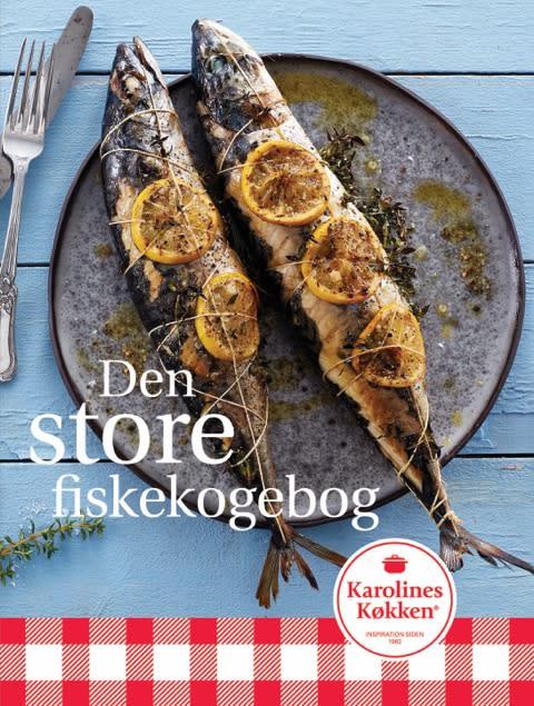 Ny kogebog skal få danskerne til at spise mere fisk