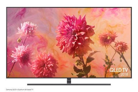 Samsung visar upp årets TV-uppställning i New York
