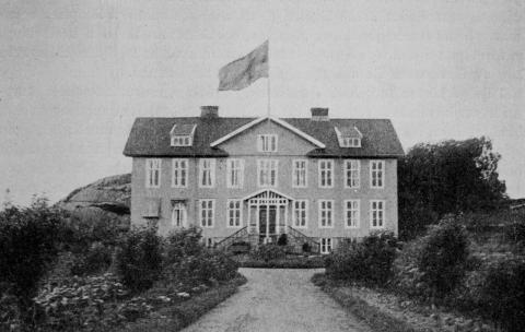 Huset vid vägens slut – om tiden då Vrångsholmen var ett skyddshem