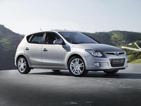 i30 Blue gör verklighet av Hyundais Blue Drive-projekt