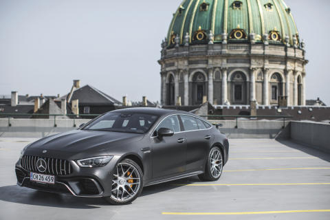 Mercedes-AMG GT 63 s