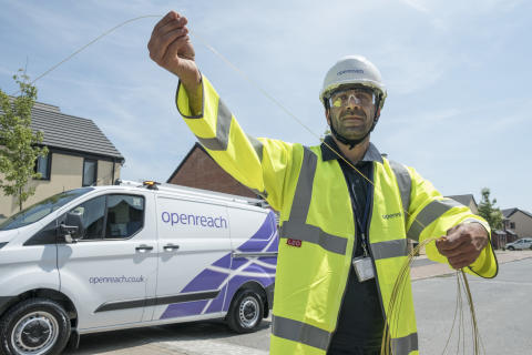 Openreach Seeks Support to Future-Proof Digital Britain