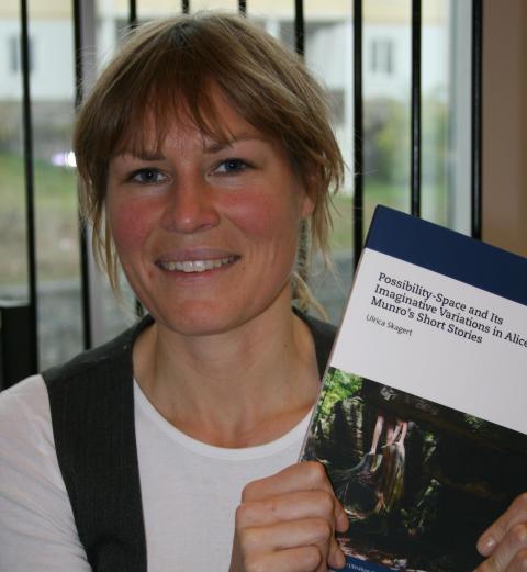 Nobelföreläsning om Alice Munro