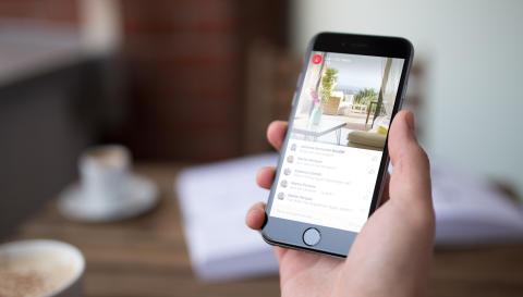 Gå på bostadsvisning i Marbella - på Facebook