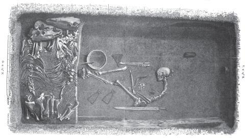 Birkakrigaren var en kvinna