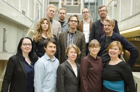 Nya ledamöter i Kungl. bibliotekets forskarråd