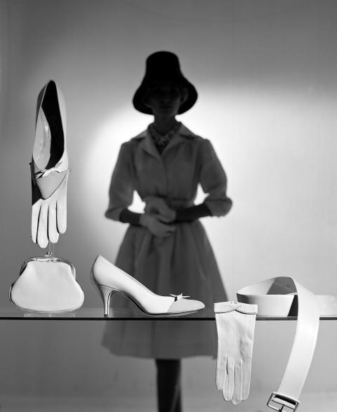 Skor och accessoarer för FIM/Aili Pekonen, 1959