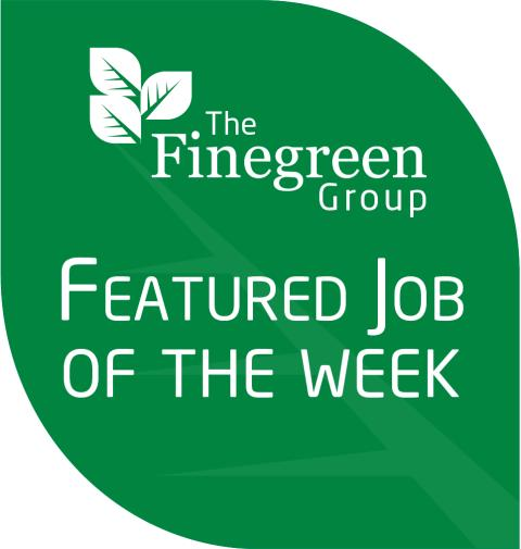 Finegreen Featured Job of the Week - Associate Director for Strategy & Commercial Development, South East