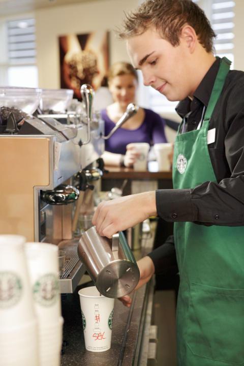 Starbucks Stockholm-Arlanda Airport
