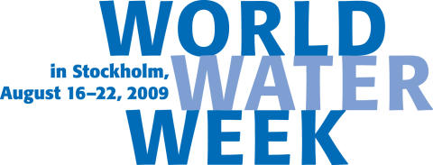 2009 World Water Week in Stockholm