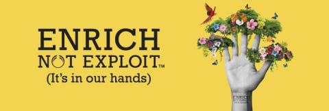 Enrich not exploit