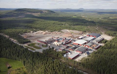 Martinsons varslar elva tjänster vid Hällnäs Såg i Vindeln