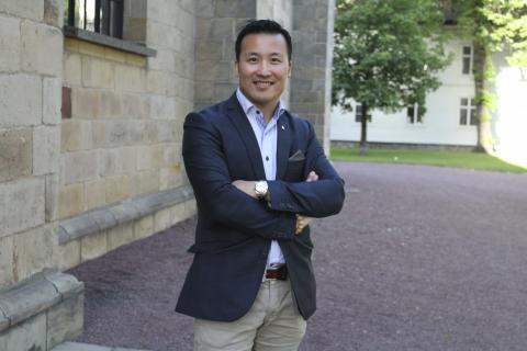 Kent Ly ny styrelseordförande i Smålands Turism