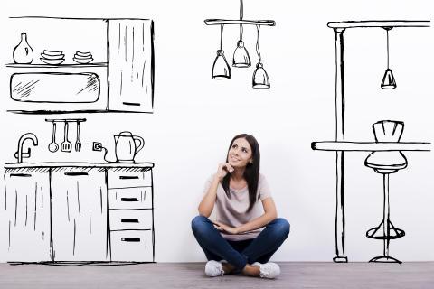 Drømmer du om nytt kjøkken?