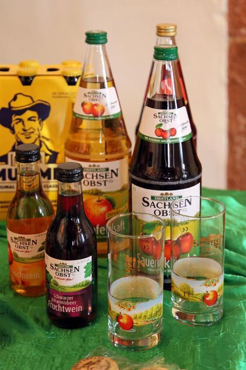 Produkte von Sachsen Obst