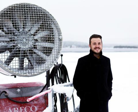 ICEHOTEL, även starka varumärken drar nytta av nätverk