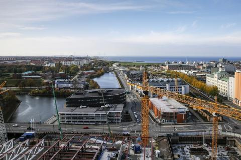 Industrifakta varnar för byggmarknadsläget efter 2020
