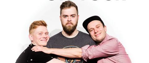 Comedy kavalkade på Taastrup Teater - Taastrup Teater skyder julen i gang med et godt grin
