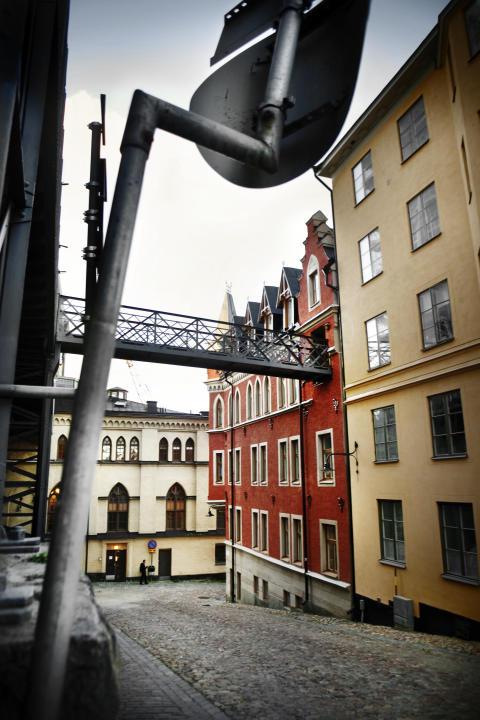 Världens bästa litterära vandring: Stadsmuseets Millenniumvandring